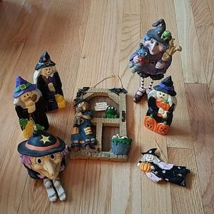 Other - Collection of Welcoming Witches